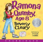Ramona Quimby, Age 8 CD [Audio]