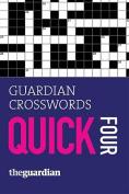 """Guardian"" Crosswords Quick Four"