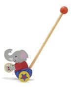 Melissa And Doug Clapping Elephant Push Toy
