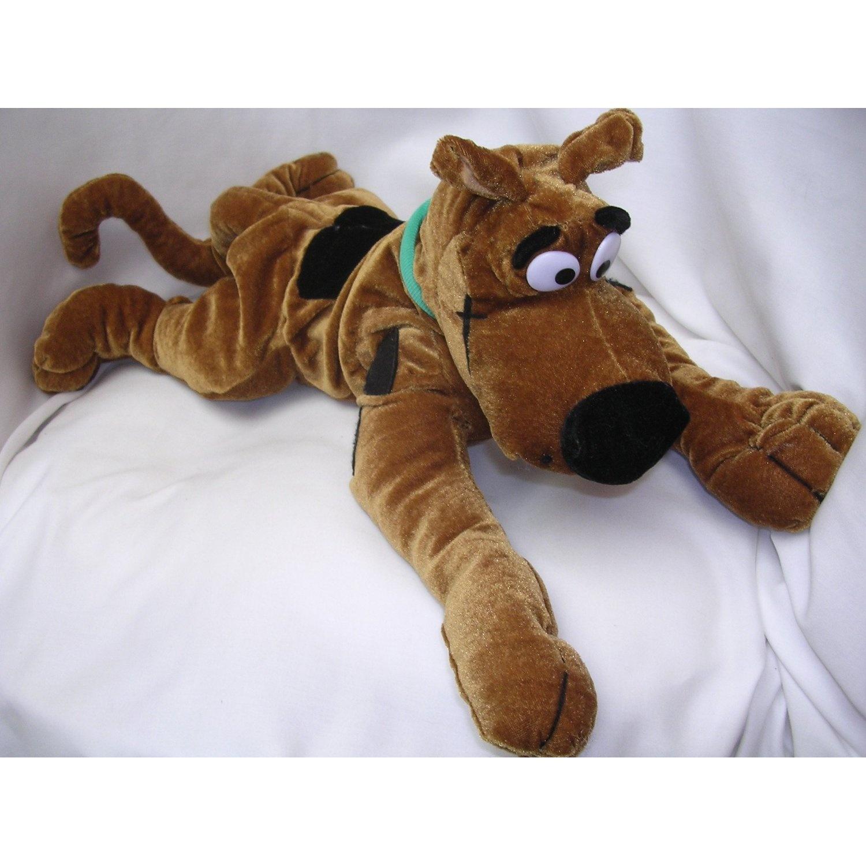 Scooby doo cartoon network plush toy stuffed animal 60cm collectible