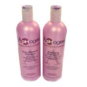 Aphogee Deep Moisture Shampoo & Balancing Moisturiser 470ml