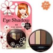 Koji Dolly Wink Eye Shadow 02 Pink Brown