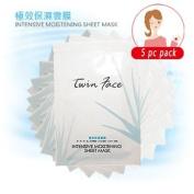 Twin Face - Intensive Moistening Facial Sheet Mask