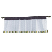 CoCaLo CoCo & Company Chomp N Stomp Window Valance