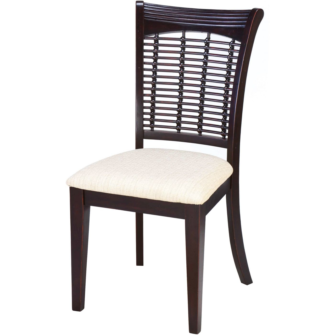 Hillsdale-Bayberry-Dining-Chairs-Cherry-Finish-Set-of-2-Brand-New