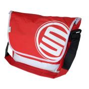 Blancho Bedding MB-JX003-RED Stage - Red Multi-Purposes Messenger Bag / Shoulder Bag