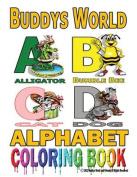 Buddys Alphabet Coloring Book