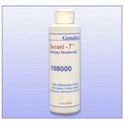 Genairex Securi-T Ostomy Deodorant - Genairex Securi-T Ostomy Deodorant - Box of six 240ml bottles - GNX108000_BX