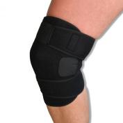 1 X Wraparound Compression Knee Support Neoprene Patella Tendon Brace