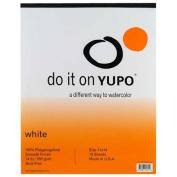 Yupo Paper Pad- 28cm x 36cm 10 sheets