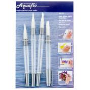 Aquastroke Watercolour Brush Pen Set of 4 Assorted