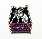 Application Star Wars Retro Badge Patch