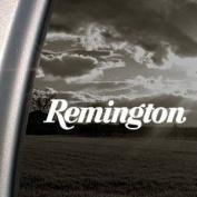 Remington 870 Super Magnum White Sticker Decal Art Car White Sticker Decal
