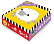 Busy Farm Cloth Book