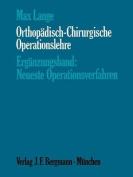 Orthopadisch-Chirurgische Operationslehre [GER]