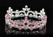 Exquisite Rhinestones Crystal Photo Prop Newborn Baby Tiara Crown