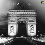 Paris Calendar