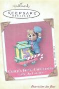 Hallmark Keepsake Ornament - Child's Fifth Christmas 2004