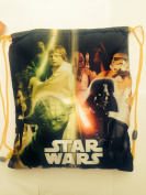 Star Wars PE School Bag Swimming Bag Drawstring Bag Back Pack Shoulder Bag Back To School