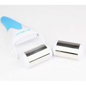 UCare New Skin Massager Ice Roller For Face Body Massager Skin Preventing Wrinkles Skin Cool Derma Tool Stainless Steel Head