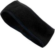 Augusta 6753A Chill Fleece Sport Headband - Black All