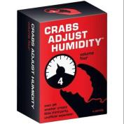 Crabs Adjust Humidity Crabs Adjust Humidity Card Game Expansion [Volume 4]