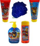 Paw Patrol Bath and Body Bundle - 5 Items