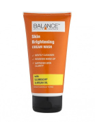 THREE PACKS of Balance Active Skin Brightening Cream Wash 150ml
