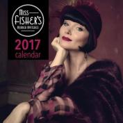 Miss Fisher's Murder Mysteries 2017 Calendar