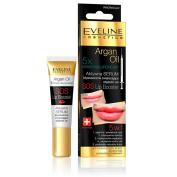 Eveline Argan Oil 5-in-1 Lip Booster Serum Swiss Recipe 12ml