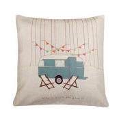 SMTSMT Pillow Case Sofa Waist Throw Cushion Cover Home Decor