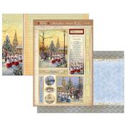 Hunkydory Crafts Christmas Classics - O Holy Night Topper Set