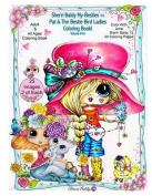 Sherri Baldy My-Besties Pat and the Bird Ladies Coloring Book