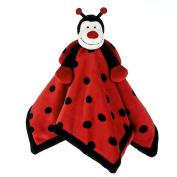 Teddykompaniet - Diinglisar - Ladybird Comfort Blanket