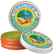 Badger Company, Organic, After Sun Balm, Blue Tansy & Lavender, 60ml (56 g) - 2pc