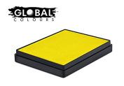Global Body Art Face Paint - Neon Yellow 50gr