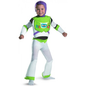 Deluxe Buzz Lightyear Costume - X-Small