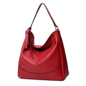 HongyuTing Ladies High Quality Leather PU Shoulder Bag Women's PU Handbag Tote Bag