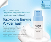 TOSOWOONG ENZYME powder wash / Health & Beauty / Skin Care / Cleansers / face cleanser / sensitive / moist / soft / bubble foam / korean beauty cosmetic