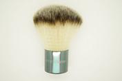 100% Vegan Kabuki Face Brush by Minerallustre