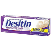 Desitin Nappy Rash Maximum Strength Original Paste 120ml (113 g)