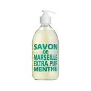 La Compagnie de Provence. - Liquid Marseilles Soap 300ml - Mint Tea by La Compagnie de Provence
