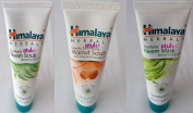 Himalaya Herbal Body Face Wash Scrub Mask Natural Care Walnut Neem New