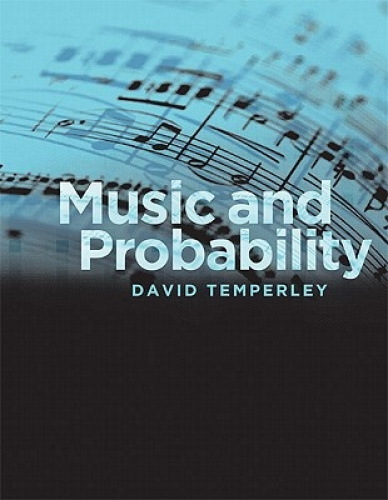 Music and Probability by David Temperley.