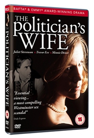 Politician's Wife [Region 2] - DVD - New - Free Shipping.